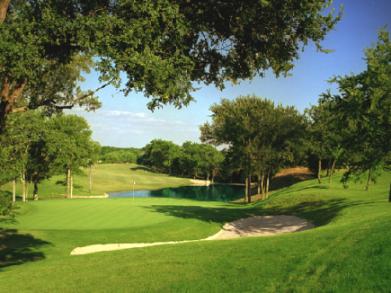 White Bluff Resort, The New Course,Whitney, Texas,  - Golf Course Photo