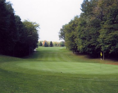Zimmermanns Kettle Hills Golf Course - Ponds-Woods,Richfield, Wisconsin,  - Golf Course Photo