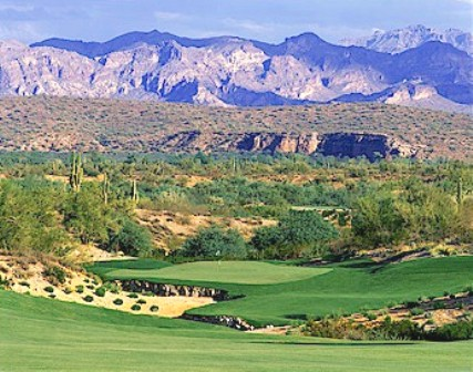 We-Ko-Pa Golf Club, Cholla Course,Fort Mcdowell, Arizona,  - Golf Course Photo