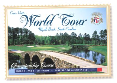 Golf Course Photo, World Tour Golf Links, Myrtle Beach, 13052