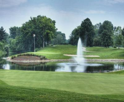 Short Hills Country Club,East Moline, Illinois,  - Golf Course Photo