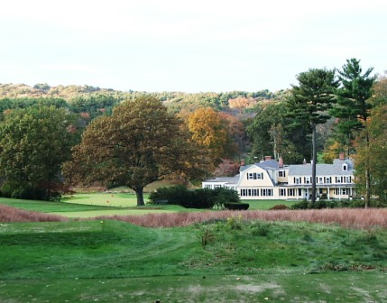 Myopia Hunt Club,South Hamilton, Massachusetts,  - Golf Course Photo