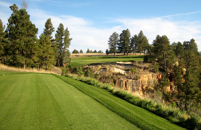 Devils Tower Golf Club,Hulett, Wyoming,  - Golf Course Photo