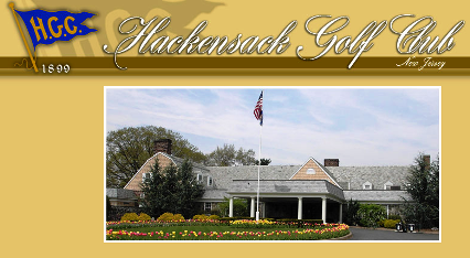 Hackensack Golf Club,Oradell, New Jersey,  - Golf Course Photo