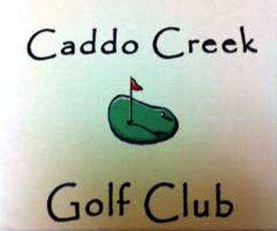 Golf Course Photo, Caddo Creek Golf Club, Bismarck, 71929