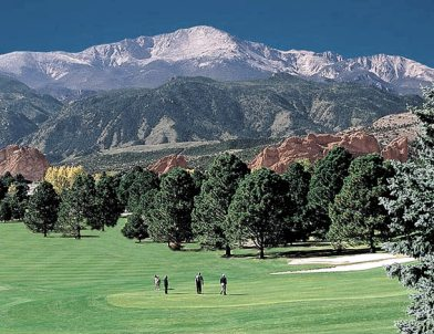 Kissing Camels Golf Course, Colorado Springs, Colorado, 80904 - Golf Course Photo