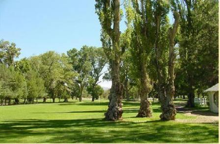 Walker Lake Country Club, Hawthorne, Nevada, 89415 - Golf Course Photo
