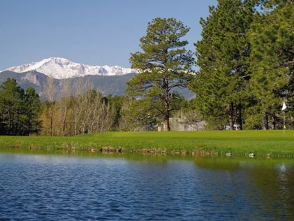 Woodmoor Country Club,Monument, Colorado,  - Golf Course Photo