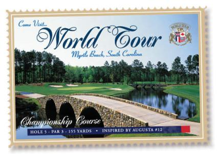 Golf Course Photo, International World Tour Golf Links, Myrtle Beach, 29577