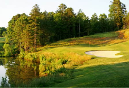 Callahan Golf Links,Waleska, Georgia,  - Golf Course Photo