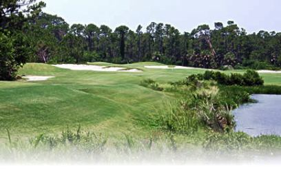 Habitat At Valkaria, The,Malabar, Florida,  - Golf Course Photo