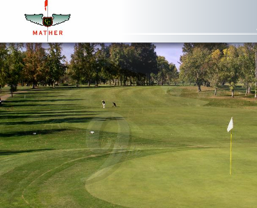 Mather Golf Course,Sacramento, California,  - Golf Course Photo