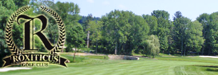Golf Course Photo, Roxiticus Golf Club, Mendham, 07945