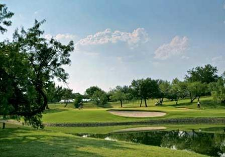 Las Colinas Country Club, Irving, Texas, 75062 - Golf Course Photo