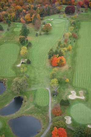 Hickory Ridge Country Club,Amherst, Massachusetts,  - Golf Course Photo