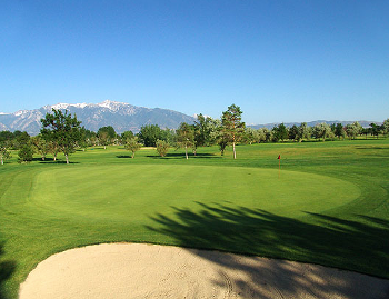 Mountain View Golf Course, West Jordan, Utah, 84088 - Golf Course Photo