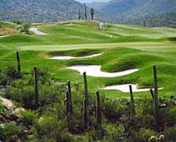Golf Course Photo, Starr Pass Golf Club, Tucson, 85745