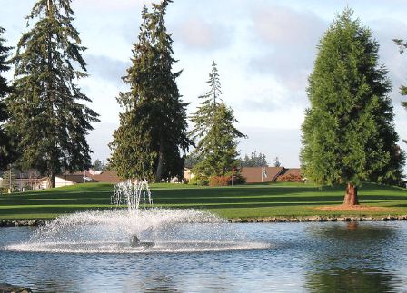 Golf Course Photo, Sunland Golf and Country Club, Sequim, 98382