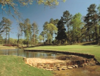 Golf Course Photo, Blaketree National Golf Club, CLOSED 2014, Montgomery, 77316