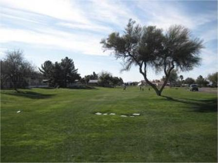 Paradise Peak West, Phoenix, Arizona, 85050 - Golf Course Photo