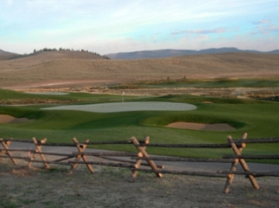 Grand Elk Golf Club,Granby, Colorado,  - Golf Course Photo