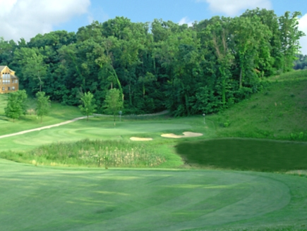 Stonewolf Golf Club, Fairview Heights, Illinois, 62208 - Golf Course Photo