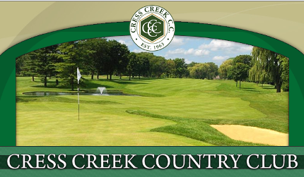 Golf Course Photo, Cress Creek Country Club, Naperville, 60563