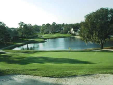 Hidden Hills Golf Course, Jacksonville, Florida, 32225 - Golf Course Photo