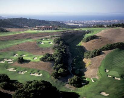 Golf Course Photo, Tehama Golf Club, Carmel Valley, 93924