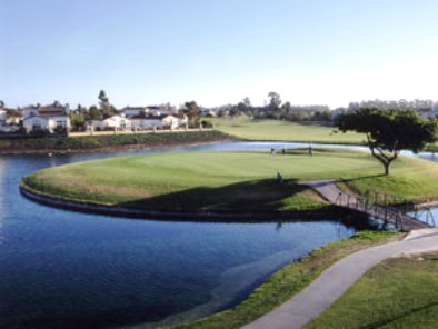 Golf Course Photo, River Ridge Golf Club, Vineyard Course, Oxnard, 93030