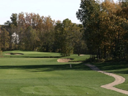 Bear Creek Golf Club, Wentzville, Missouri, 63385 - Golf Course Photo