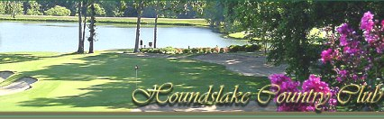 Golf Course Photo, Houndslake Country Club, Aiken, 29803