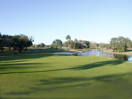 Bobby Jones Golf Complex, American Course