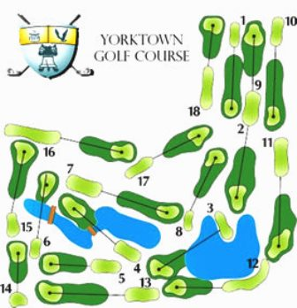 Yorktown Golf Complex,Belleville, Illinois,  - Golf Course Photo