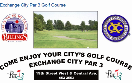 Exchange City Golf Course,Billings, Montana,  - Golf Course Photo
