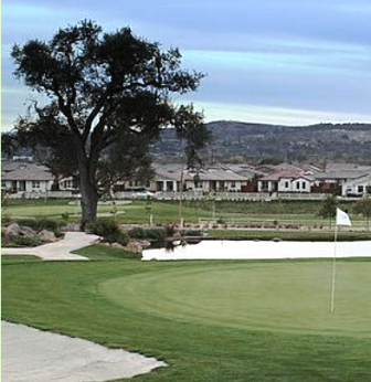 River Oaks Golf Course,Paso Robles, California,  - Golf Course Photo