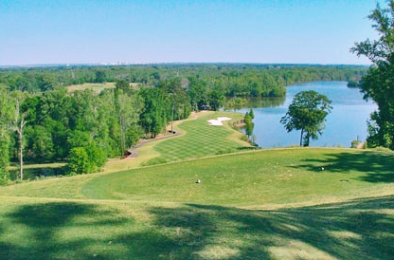 Golf Course Photo, Capitol Hill Golf Club - Judge (RTJGT), Prattville, 36066