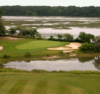 Golf Course Photo, Callawassie Island Club, Okatie, 29910