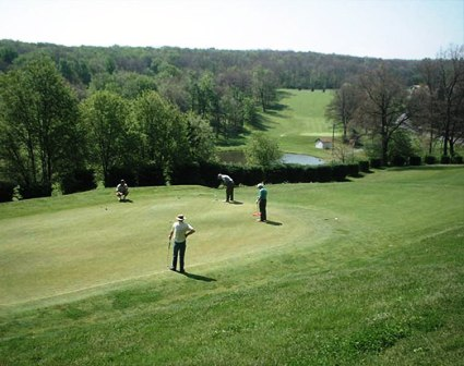 Golf Course Photo, Oakland Golf Club, Oakland, 21550