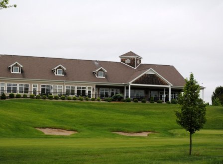 Golf Course Photo, Orchard Hills Country Club, CLOSED 2013, Bryan, 43506