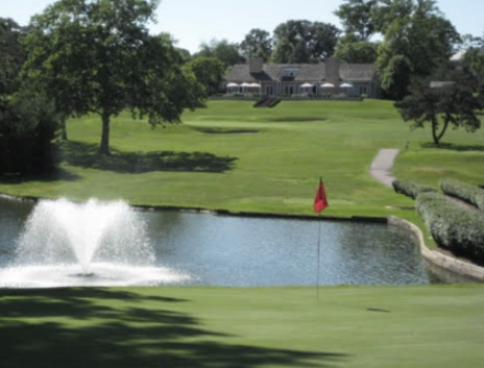 Log Cabin Club,Saint Louis, Missouri,  - Golf Course Photo