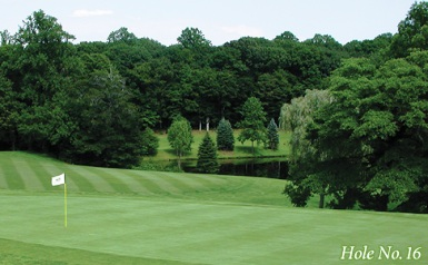 Golf Course Photo, Orange Hills Country Club, Orange, 06477