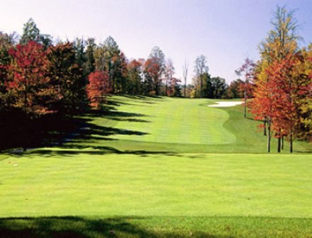 Links At Spring Church,Apollo, Pennsylvania,  - Golf Course Photo