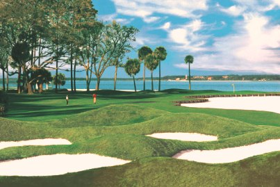 Bloody Point Golf Course, Daufuskie Island, South Carolina, 29915 - Golf Course Photo