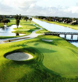 Stonebridge Golf Course, Gretna, Louisiana, 70056 - Golf Course Photo