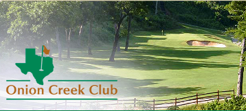 Onion Creek Club, North Course,Austin, Texas,  - Golf Course Photo