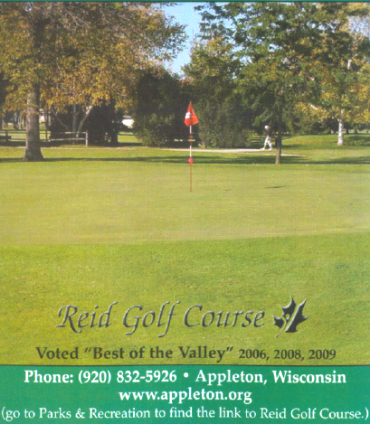 Reid Municipal Golf Course,Appleton, Wisconsin,  - Golf Course Photo