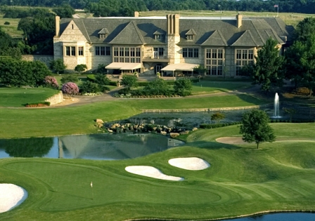 Stonebriar Country Club, Club Course