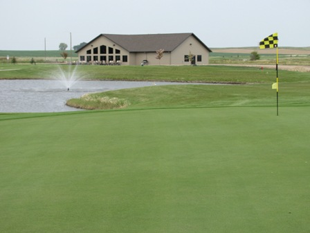 The Springs Golf Course,Gwinner, North Dakota,  - Golf Course Photo