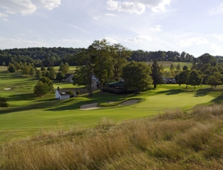 Stonewall Golf Course, Old Course,Elverson, Pennsylvania,  - Golf Course Photo